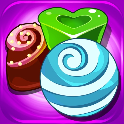 Sweet Candy Maker HD - Crazy Dessert Making Salon
