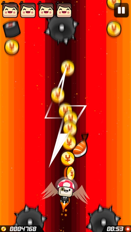 Sushi Boy Thunder screenshot-3