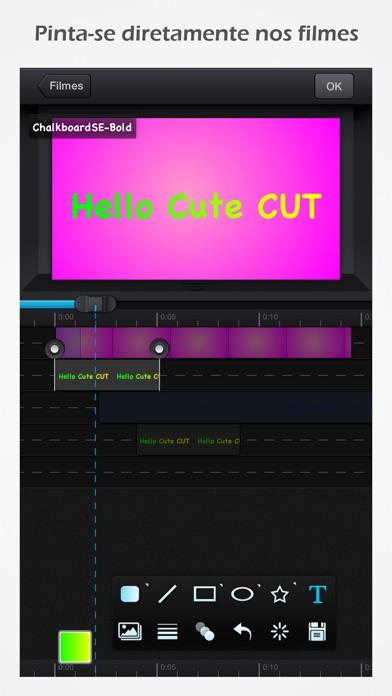 Screenshot for Cute CUT Pro in Brazil App Store