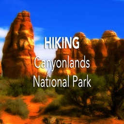 Hiking Canyonlands National Park