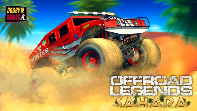 Offroad Legends Sahara screenshot-3