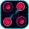 App Icon for Air Hockey Blue Free App in Venezuela IOS App Store
