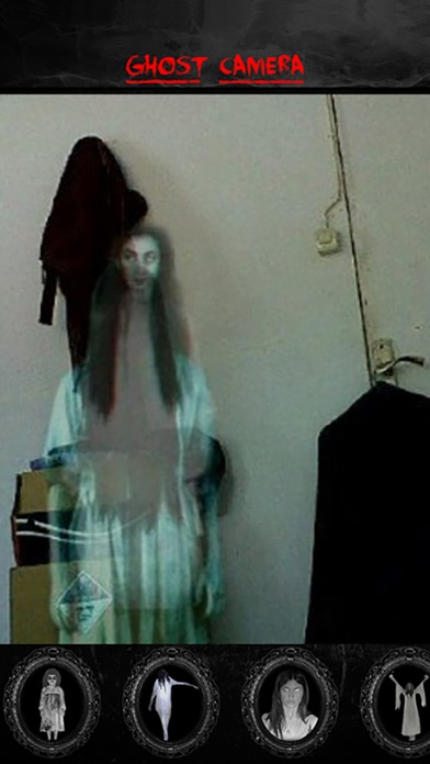 Ghost Camera Booth : Scary Face Stickers - App Download - App Store