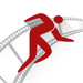 56.Sports video - 通过编辑视频和按帧播放来分析视频