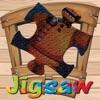 フレディーズでの夜の漫画ジグソーパズルゲーム - iPhoneアプリ