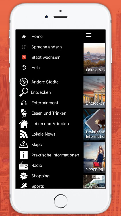 Halle App