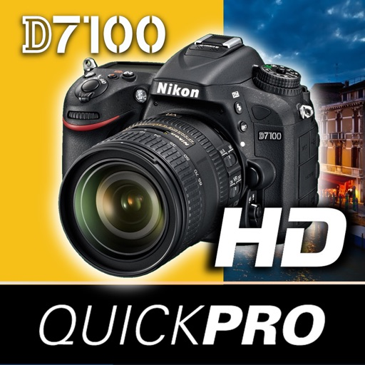 Nikon D7100 by QuickPro HD
