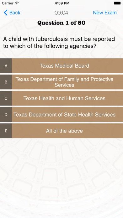 Texas Med Jurisprudence Exam AppRecs