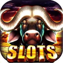 Wild Buffalo Safari Slots Bonus Free Vegas Casino