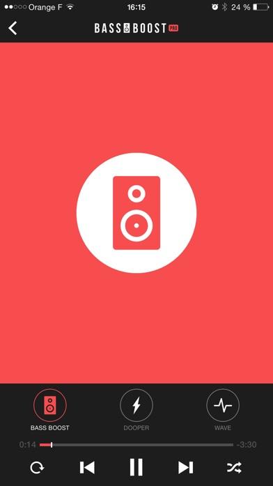 Bass Booster Pro (低音ブースター) - ミュージック ボリュームパワーアンプのおすすめ画像3