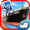 Mega Ship Parking Mania Drive Cargo Carrier