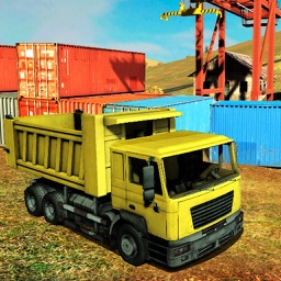 Cargo 4x4 offroad Truck Driver Transport simulator