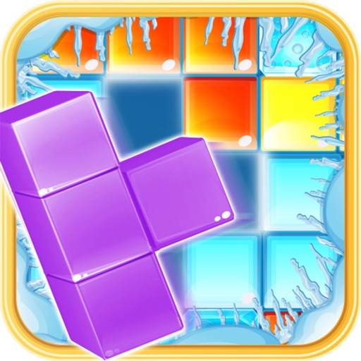Block Puzzle for 1010 tiles: Winter blocks game