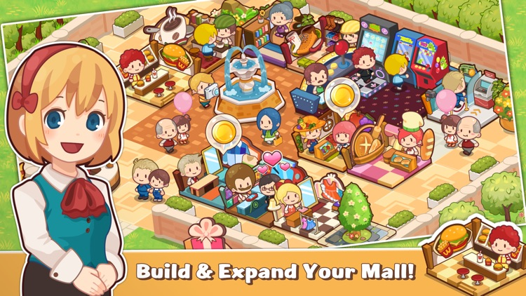 Happy Mall Story: Business Management Game screenshot-0