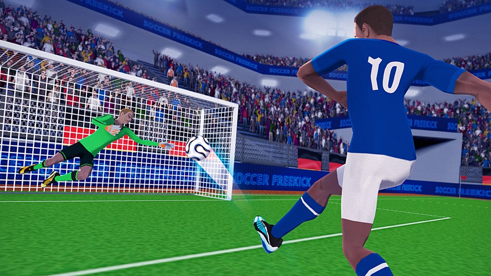 FreeKick Soccer – World Free Kick & Goalie Cup