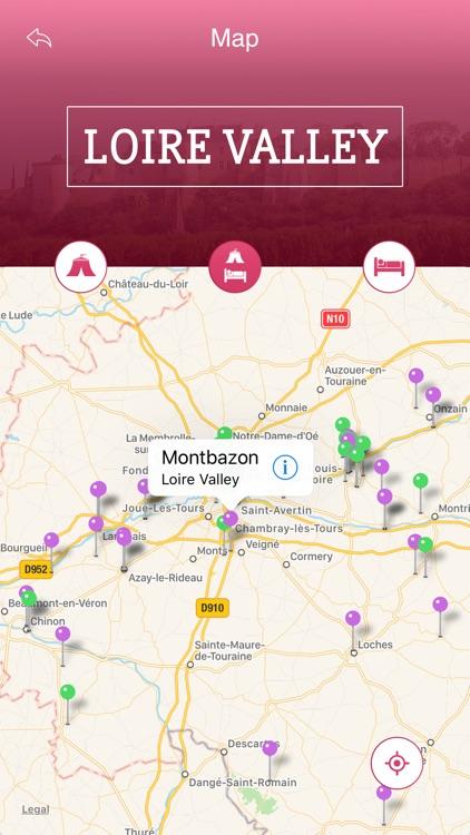 Loire Valley Tourist Guide screenshot-3