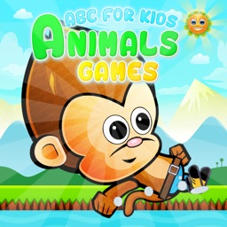 ABC Animals Games For Kids