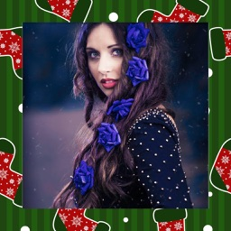 Christmas HD Frame - insta frames for photo