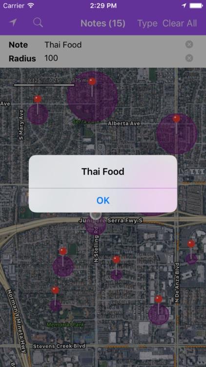 Easy Location Reminder Lite