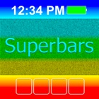 Superbars: create your own wallpapers icon