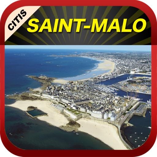 Saint Malo Offline Map City Guide