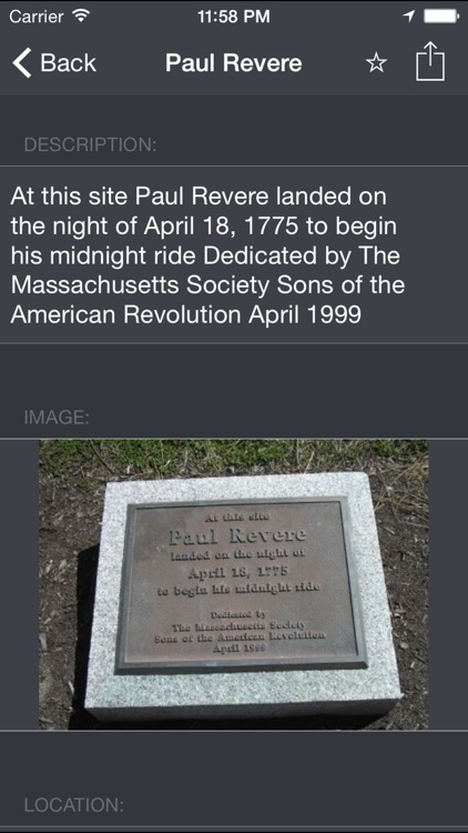 Historical Markers screenshot-3