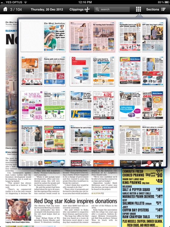 The West and Sunday Times screenshot-3