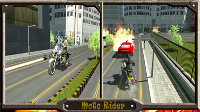 War Bike - Bike Gun Strike Fight