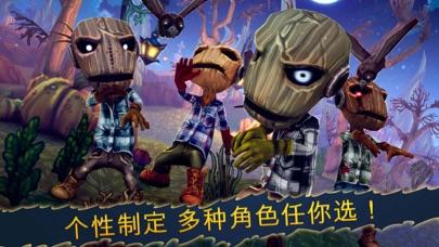 愤怒的 农场 玩具 宝宝 天天 大战 小鸟 (万圣节 卡通版) App 截图