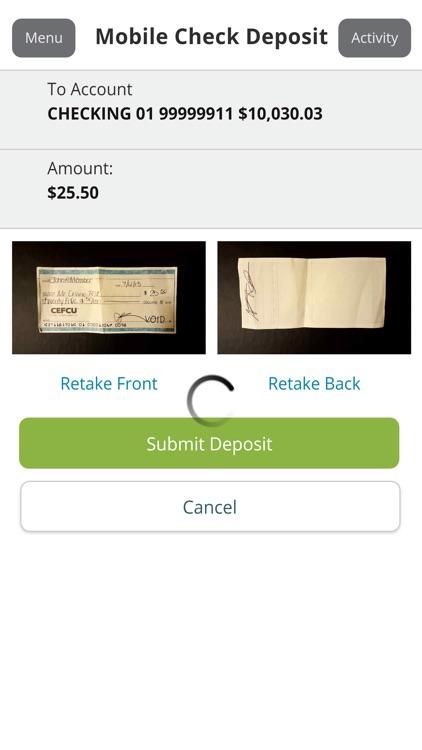 CEFCU Mobile Banking screenshot-4