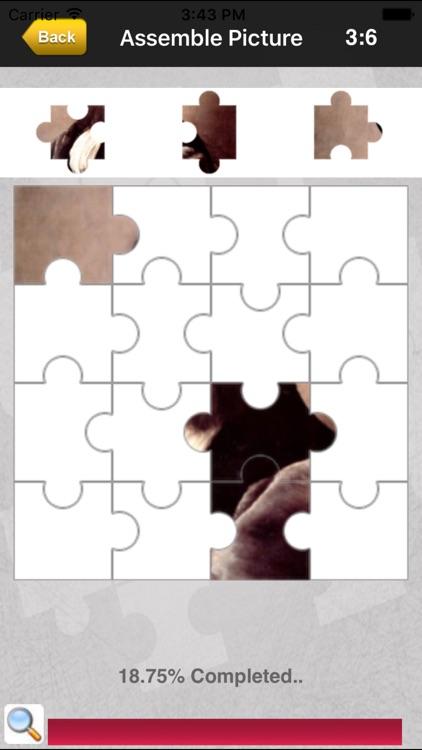 Raphael Paintings Jigsaw screenshot-3