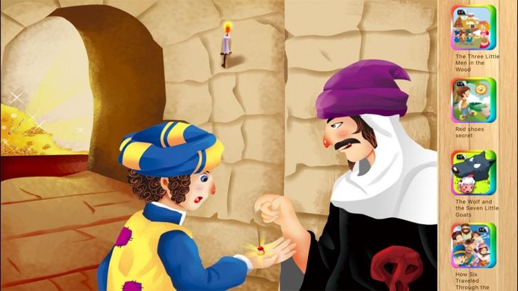 Aladdin Fairy Tale iBigToy screenshot-4