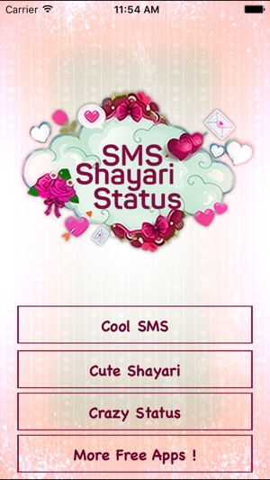sms shayari status book my jio on the app store