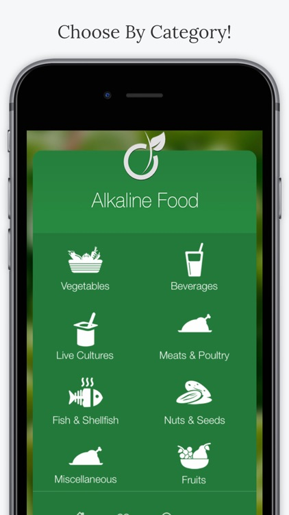 Alkaline Foods screenshot-2