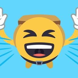 Emoji Guy: Emoji Stickers Inspired by EmojiOne