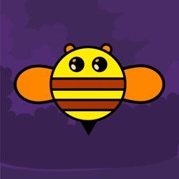 Balloon Popping Bee