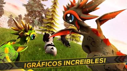 Mi Bebe Dragon | Juego de Dragones Mascota GratisCaptura de pantalla de2