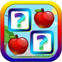 fruit matching kids game - Learning fruit