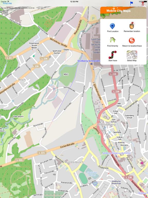 700 City Mapsのおすすめ画像3