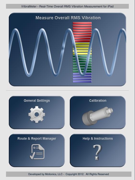 iVibraMeter