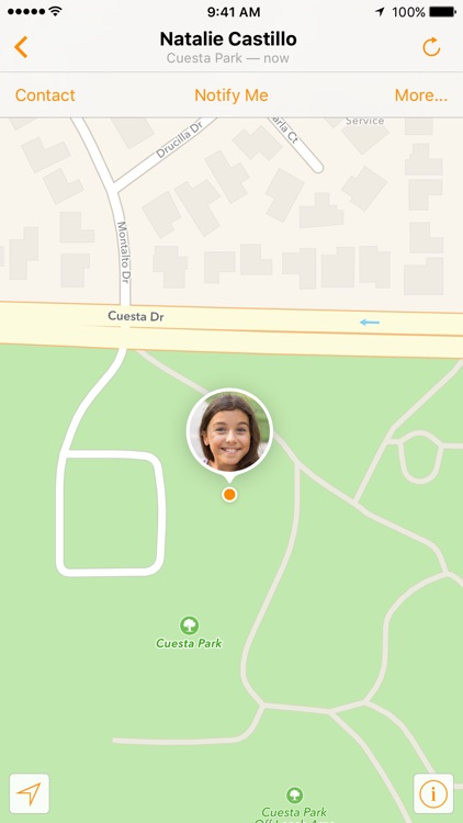 Find My Friends screenshot-1