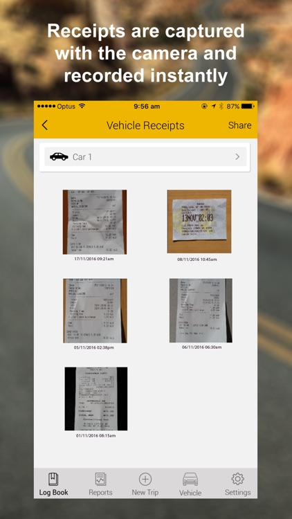 Vehicle Book GPS screenshot-3