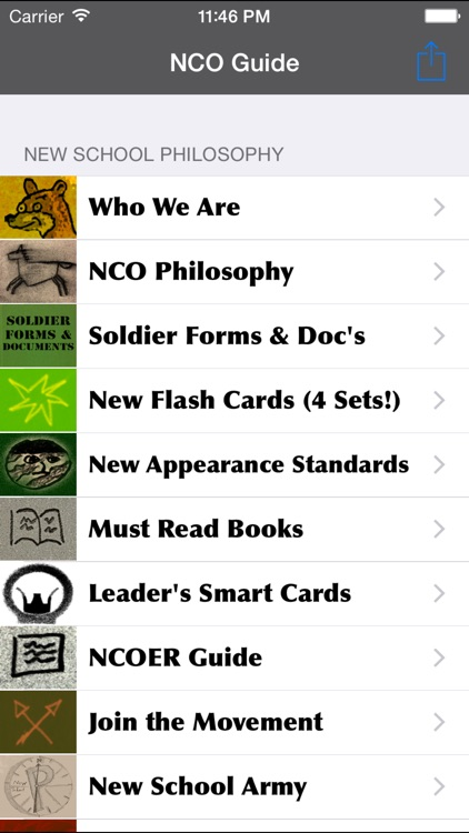 Army NCO Guide screenshot-0
