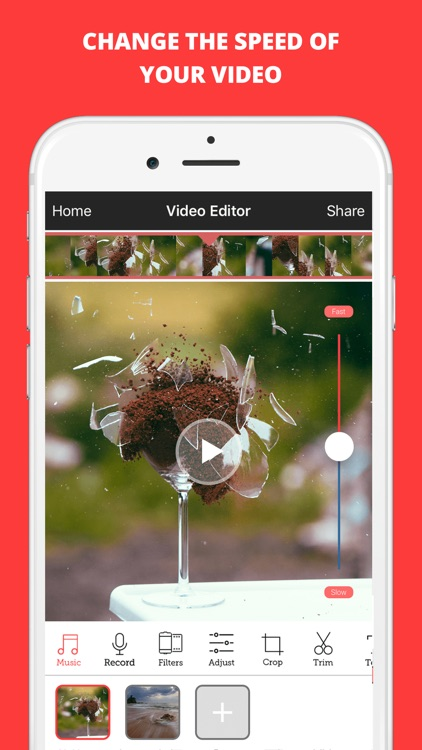 Video Editor- Music Video, Movie Maker for free