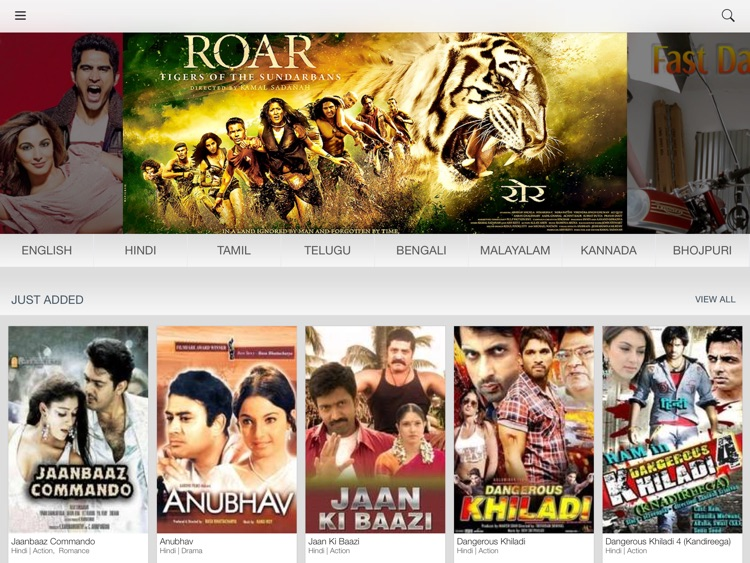 BoxTV – Free Bollywood Movies, Hollywood and TV Shows screenshot-0