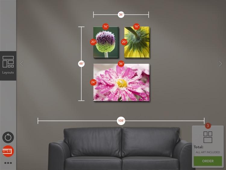 Qowalla - Custom Wall Art Gallery Designer