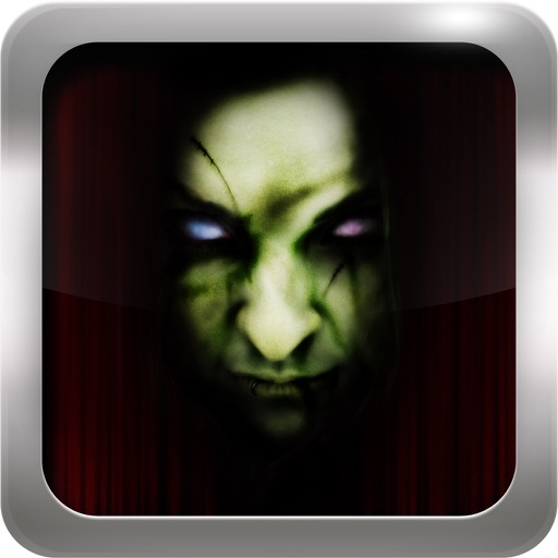 Halloween Photo Booth - Monster & Zombie Maker