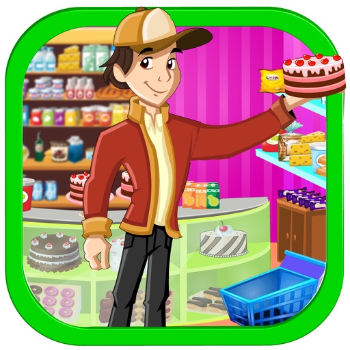 Supermarket Boy Party Shopping - A crazy market gifts & grocery shop game