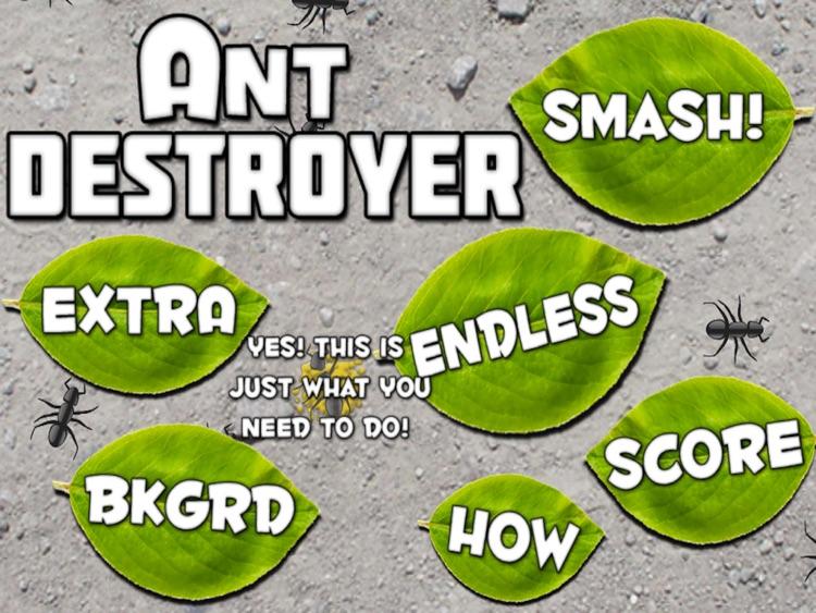 Ant Destroyer HD screenshot-4