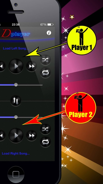 Double Player for Music screenshot-2